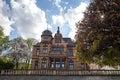 villa belgrano boppard germany Royalty Free Stock Photo