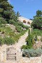 Villa in Bonne Terrase on The French Riviera Royalty Free Stock Photos