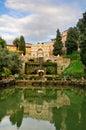Villa d'Este, Tivoli, Italy Stock Images