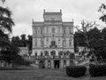 The Villa Doria Pamphili in Rome Royalty Free Stock Photo