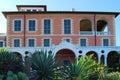 Villa Hanbury Royalty Free Stock Photo