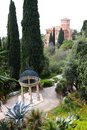 Villa Hanbury Botanic Gardens, Italy Royalty Free Stock Photo