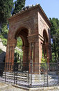Villa hanbury - Monument Royalty Free Stock Photo