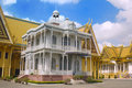 Villa of Napoleon III Stock Photo
