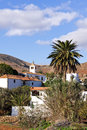 Village of Betancuria, Fuerteventura Royalty Free Stock Image