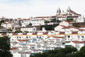 Village of castelo de vide portugal Royalty Free Stock Image