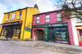 Village de Bunratty Image stock