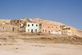 Village de Gurna, Luxor, Egypte Photographie stock libre de droits