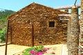 Village de schiste Photo stock