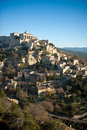 Village of Gordes, France Royalty Free Stock Photo