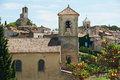 Village of Lourmarin, France Royalty Free Stock Photos