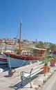 Village mali losinj losinj island adriatic sea croatia Royalty Free Stock Photography