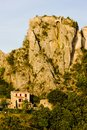Village of Rougon Stock Images