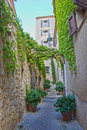 Village of Saint-Paul de Vence Stock Image