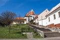 Village Svaty Jur, Slovakia