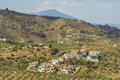 Villages In Malaga Province, A...