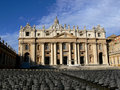 Ville du Vatican, Rome Photo stock
