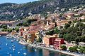 Villefranche sur mer, French riviera Stock Photography