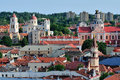 Vilnius old town Royalty Free Stock Images
