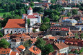 Vilnius old town Royalty Free Stock Photo