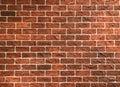 Vinage brickwall texture Royalty Free Stock Photo