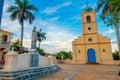 VINALES, CUBA - SEPTEMBER 13, 2015: Vinales is a Royalty Free Stock Photo