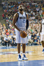 Vince Carter of Dallas Mavericks Royalty Free Stock Photos