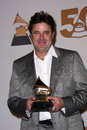 Vince gill in the press room at the grammy awards staples center los angeles ca Royalty Free Stock Image