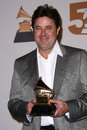 Vince gill in the press room at the grammy awards staples center los angeles ca Stock Photo