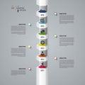 VInfographic Timeline Design. ...