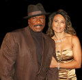 Ving Rhames and Deborah Reed Stock Photography