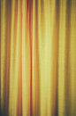 Vintage 70s Curtains Royalty Free Stock Photos