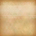 Vintage Abstract Retro Lace Ba...