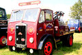 Vintage Albion breakdown truck Royalty Free Stock Photography