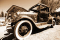 Vintage american Ford Stock Photos