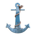 Vintage anchor Royalty Free Stock Photo