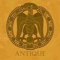 Vintage artifact