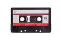 Vintage audio cassette Royalty Free Stock Photo