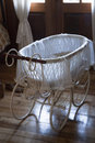 Vintage baby carriage Stock Photography