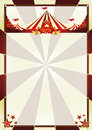 Vintage background circus sunbeams Royalty Free Stock Photo