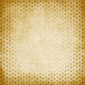 Vintage background with dots Royalty Free Stock Photo