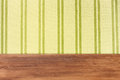 Vintage background with green stripe pattern Stock Images