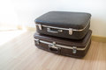 Vintage baggage Royalty Free Stock Photo