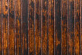 Vintage bamboo wall pattern brown Royalty Free Stock Image