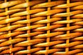Vintage basket weave texture, background for design. Royalty Free Stock Photo