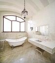 Vintage bathroom Royalty Free Stock Photo