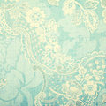 Vintage blue wallpaper Royalty Free Stock Photo