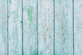 Vintage blue wood background with peeling paint Royalty Free Stock Photo
