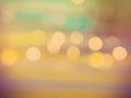 Vintage Blur Background