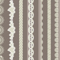 Vintage borders set of lines on brown background Royalty Free Stock Image